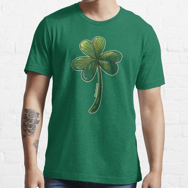 Saint Patrick's Day Clover Essential T-Shirt