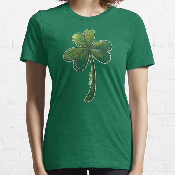 Saint Patrick's Day Clover Essential T-Shirt