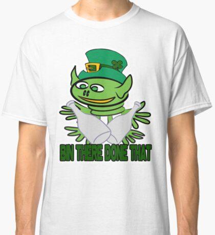 Funny St. Patrick's t-shirt Classic T-Shirt