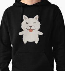 Finnish Lapphund Pullover Hoodie