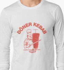 Camiseta de manga larga Doner Kebab - Logo
