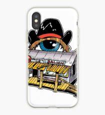 One-eyed Western iPhone Case