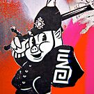 Pig by stringsforlife