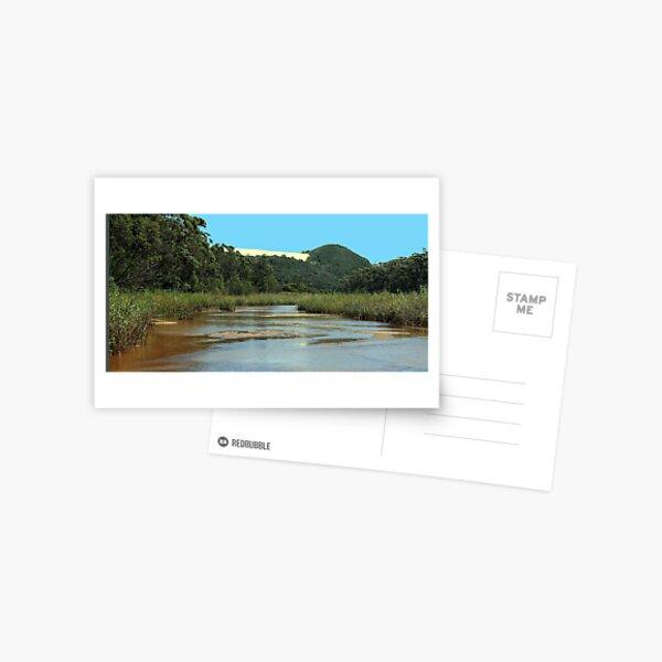 Upstream Thurra Postcard