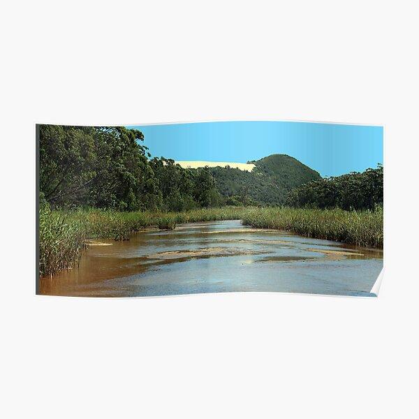 Upstream Thurra Poster