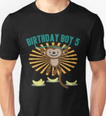 Birthday Boy 5 T Shirt