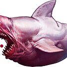 Shark anatomy fail by BRozycki