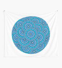 Aboriginal Pattern Wall Tapestry