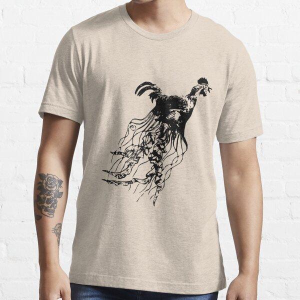 Jelly-Chicken (black) Essential T-Shirt