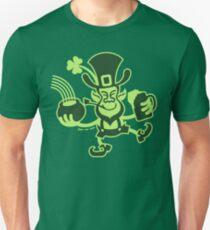 Saint Patrick's Leprechaun Unisex T-Shirt