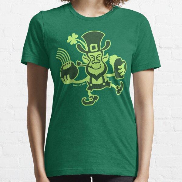 Saint Patrick's Leprechaun Essential T-Shirt