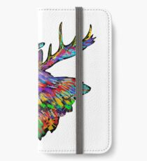 Colorful Extreme iPhone Wallet/Case/Skin