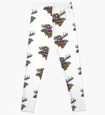 Colorful Extreme Leggings