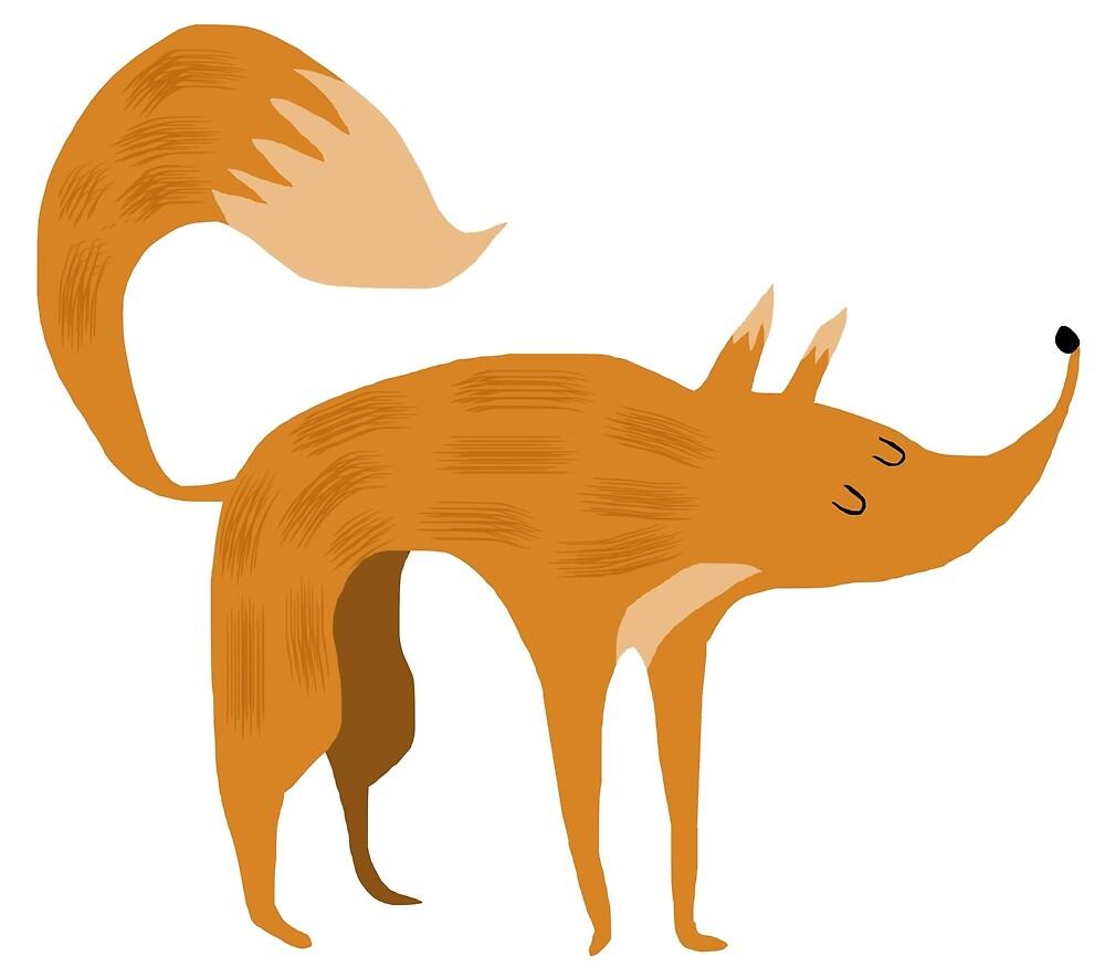 Foxy by Jenna Kunnas