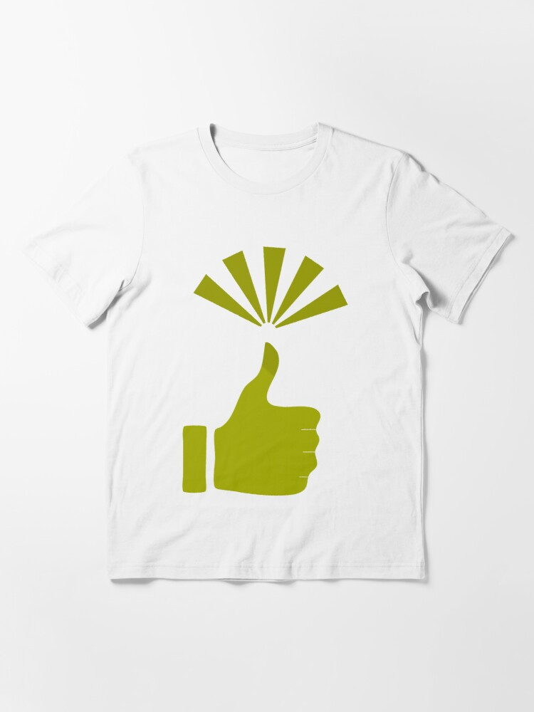 Alternate view of Green Thumb Essential T-Shirt