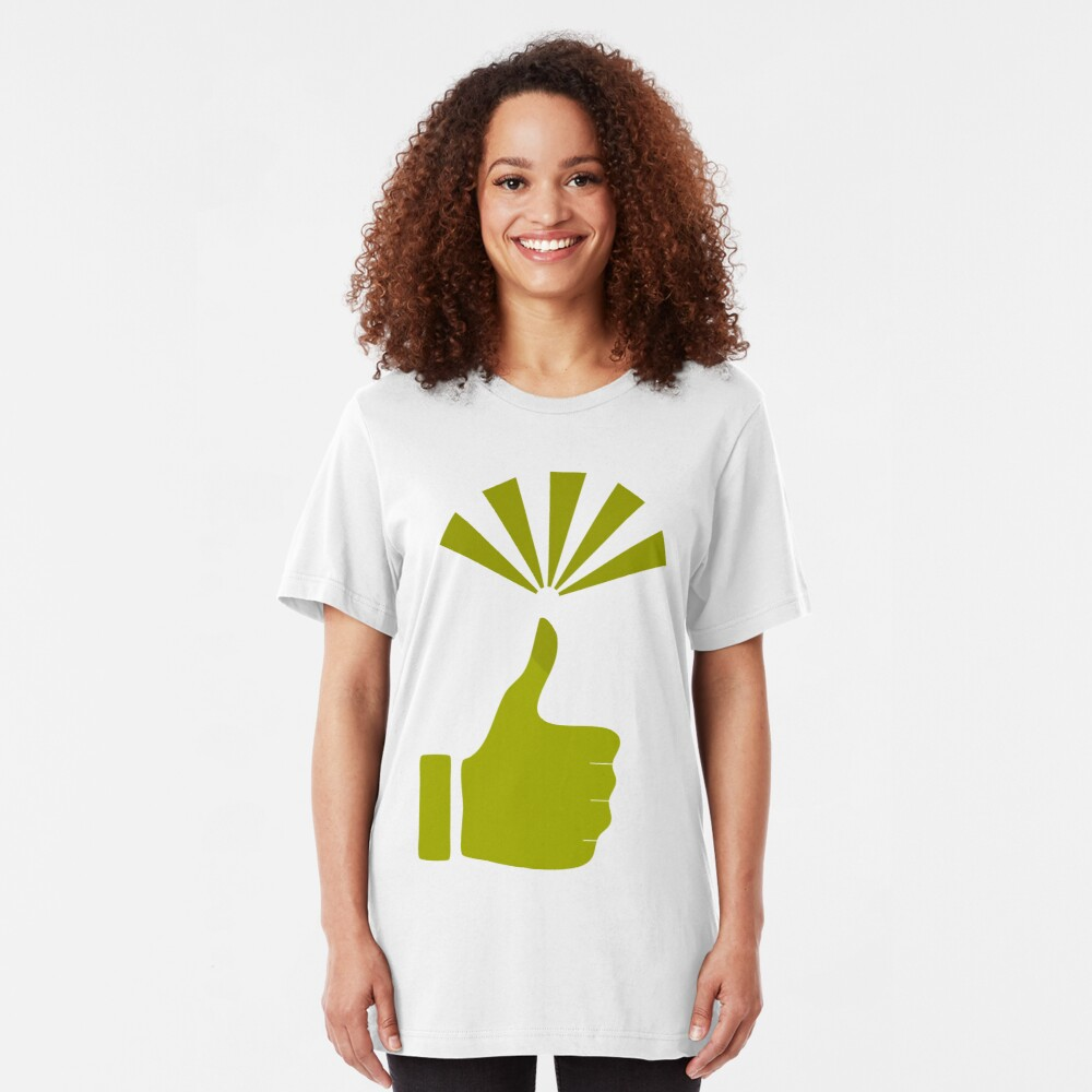Green Thumb Slim Fit T-Shirt