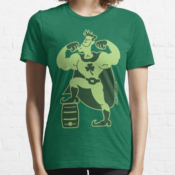 Saint Patrick's Day Superhero Essential T-Shirt