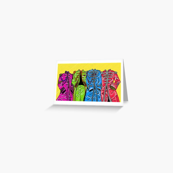 Sgt Pepper Suit Greeting Card