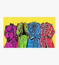 Lámina fotográfica Sgt Pepper Suit