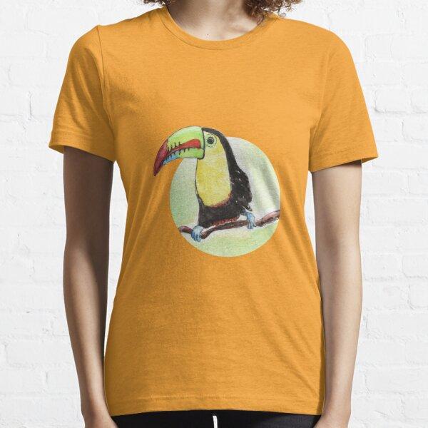 Toucan watercolor Essential T-Shirt