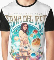 Lana Del Rey fanart Graphic T-Shirt
