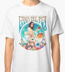 Lana Del Rey fanart Classic T-Shirt