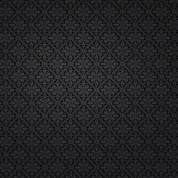 Black pattern by Isch