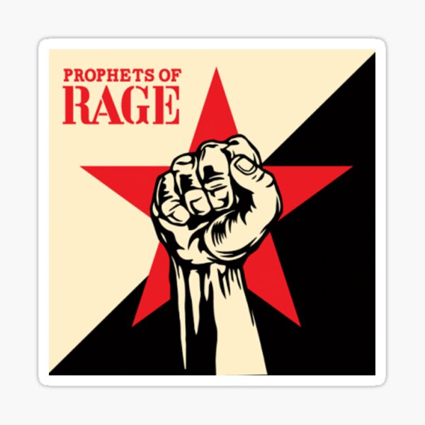 Prophets Of Rage Sticker