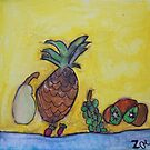 Tutti Frutti by Zoe Thomas Age 7 by Julia  Thomas