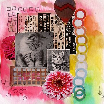 The Cat Ads Collage by collageDP