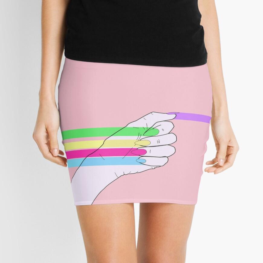 Poder feminista Minifalda