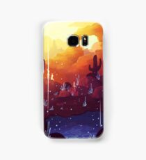 Sunset Arch Samsung Galaxy Case/Skin