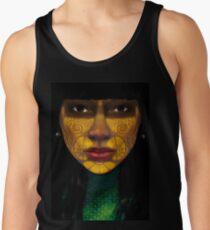 ornate woman Tank Top