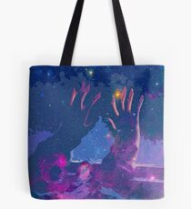 Origin of the Never. Tote Bag