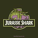Jurassic Shark - SNIPPET the Sarcoprion by bytesizetreas