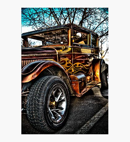Streetmachine!!! Photographic Print