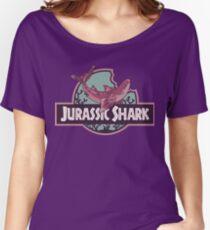 Jurassic Shark - BRUNCH, the Cladoselache Shark Women's Relaxed Fit T-Shirt