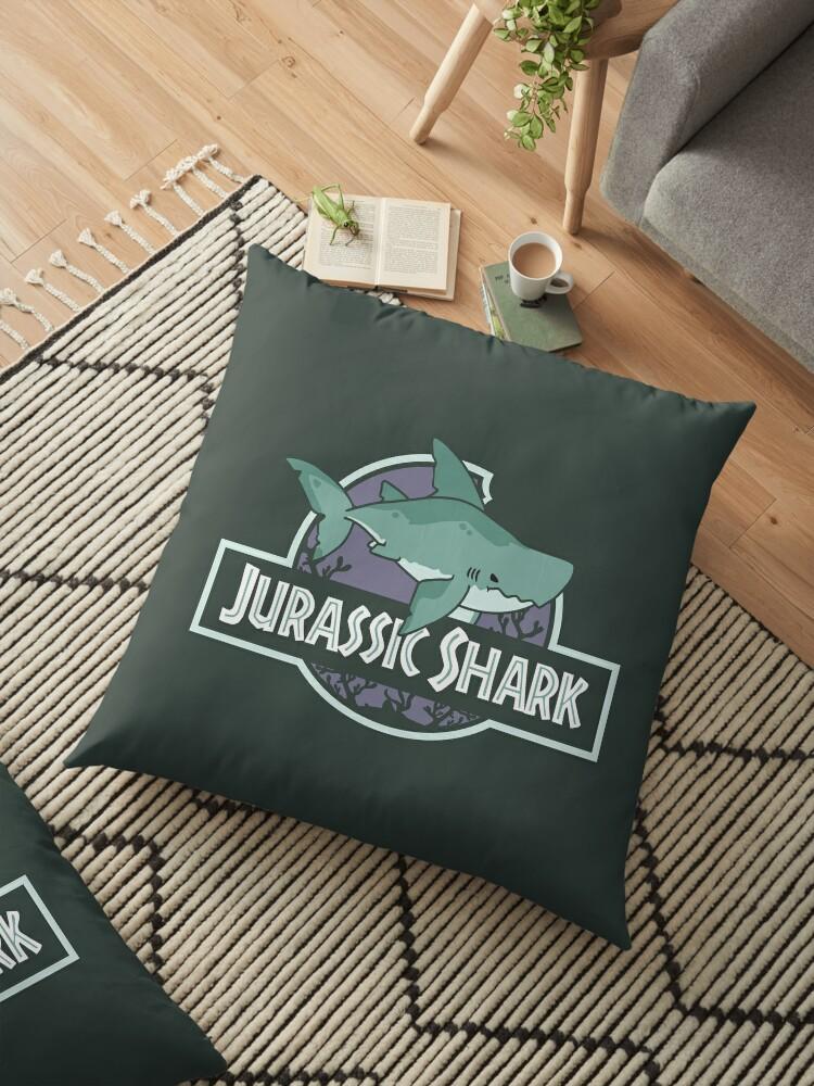 Jurassic Shark - MEGABYTE, the Megalodon Shark by bytesizetreas