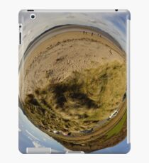 Lisfannon Beach, Fahan, County Donegal, Sky Out iPad Case/Skin