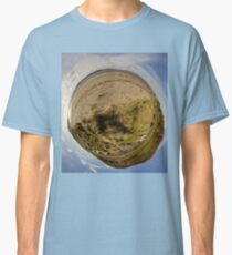 Lisfannon Beach, Fahan, County Donegal, Sky Out Classic T-Shirt