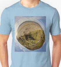 Lisfannon Beach, Fahan, County Donegal, Sky Out Unisex T-Shirt
