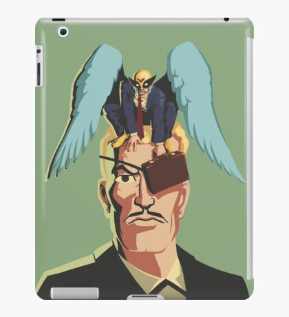 The Unexpected Attorney of Ignorance iPad Case/Skin
