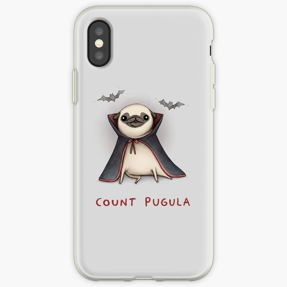 Graf Pugula iPhone-Hülle & Cover