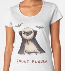 Count Pugula Women's Premium T-Shirt
