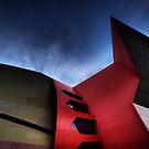 Museum skyline.  by DaveBassett