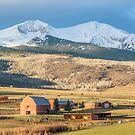 Mount Sopris Sunrise by Eric Glaser