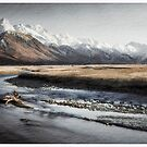 Mt Cook Panorama by Karen Scrimes