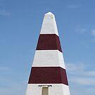 The Obelisk by Sprinkla