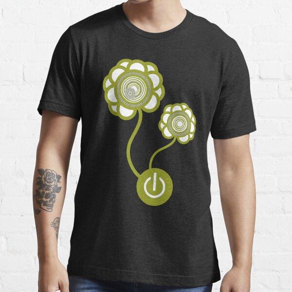 Flower Power Essential T-Shirt