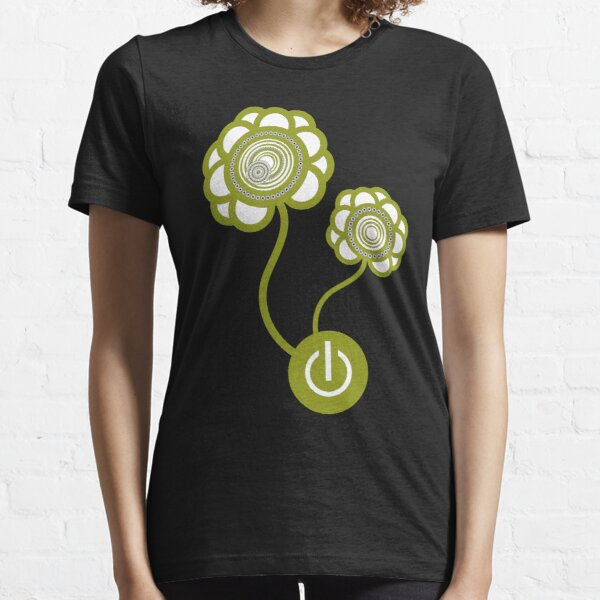 Flower Power Essential T-Shirt
